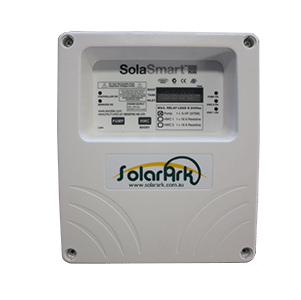 Residential Solar Hot Water System Controller